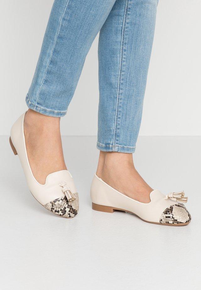 PALMA  - Slippers - cream