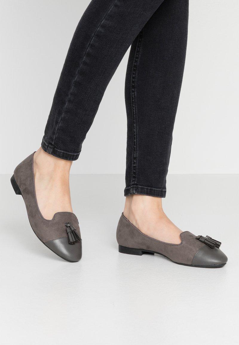 Dorothy Perkins - PALMA  - Scarpe senza lacci - grey