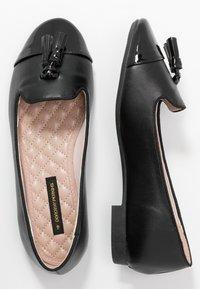 Dorothy Perkins - PALMA  - Scarpe senza lacci - black - 3