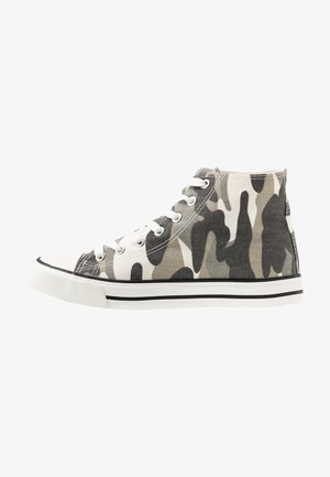 ICONIC TOP TRAINER - High-top trainers - green