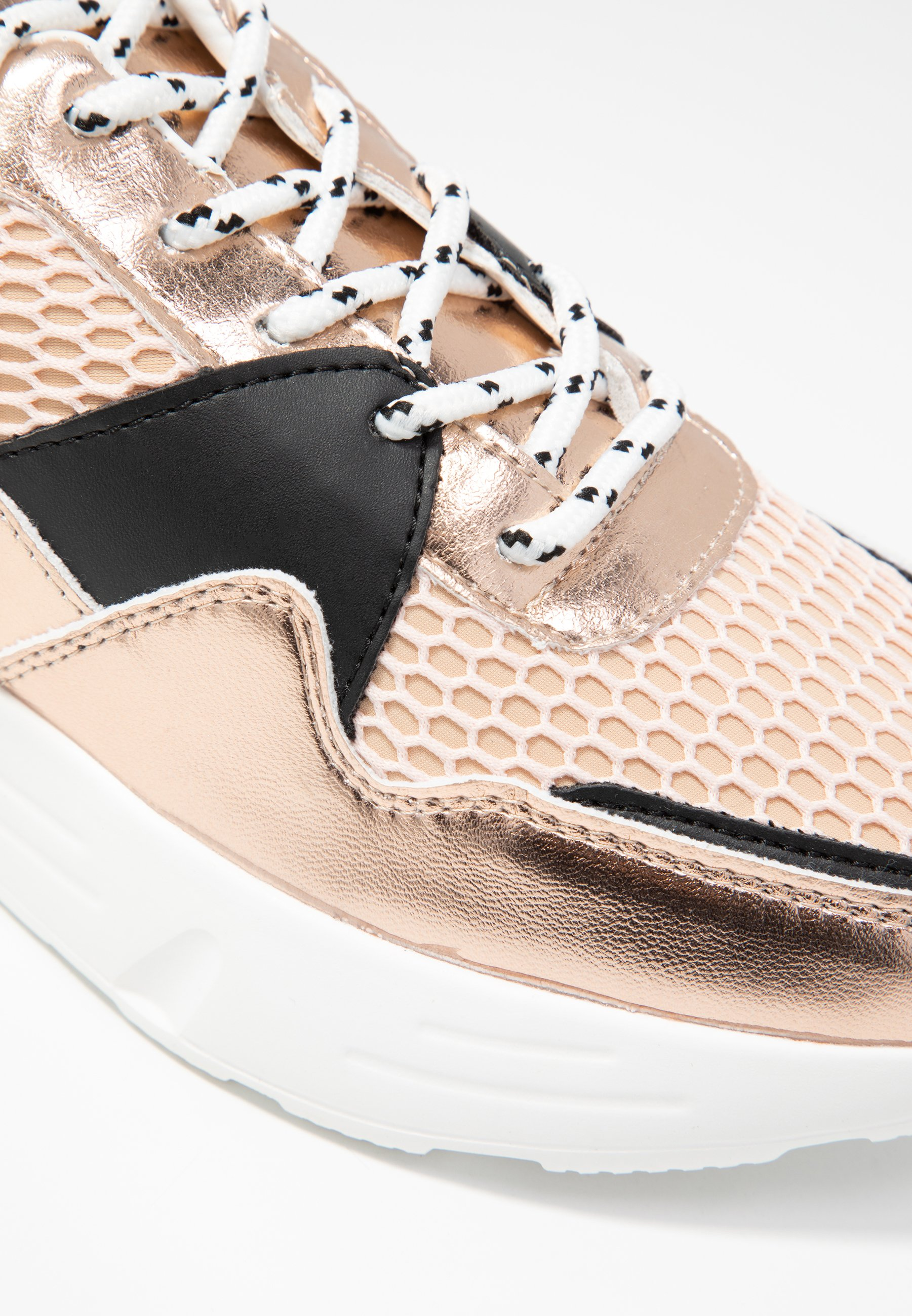 Dorothy Perkins ISAAC CHUNKY TRAINER - Sneakers - blush