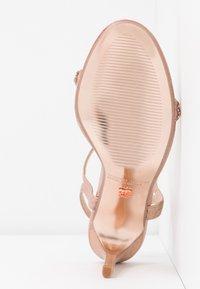 Dorothy Perkins - BLINK PART  - High heeled sandals - rose gold - 6