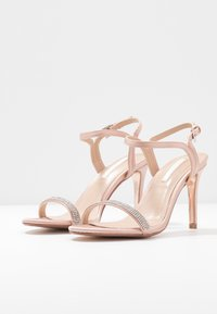 Dorothy Perkins - BLINK PART  - High heeled sandals - blush - 4