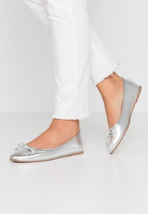 PARTY METAL RAND - Ballerina - silver