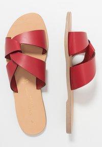 Dorothy Perkins - JETSON SLIDE - Mules - red - 3