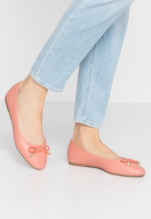 Ballerines - coral
