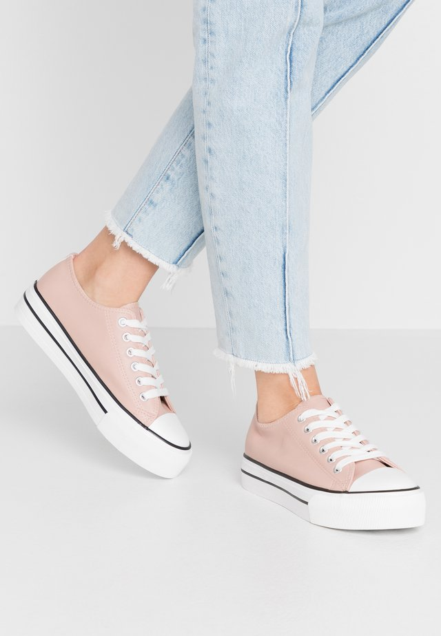 IVANA COLOUR DRENCH - Sneakers basse - blush