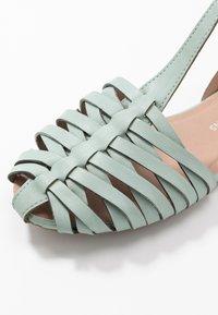 Dorothy Perkins - PRESLEY BAR  - Sandaler - green - 2