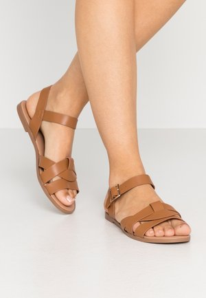COMFORT FLY TWO PART  - Sandals - tan