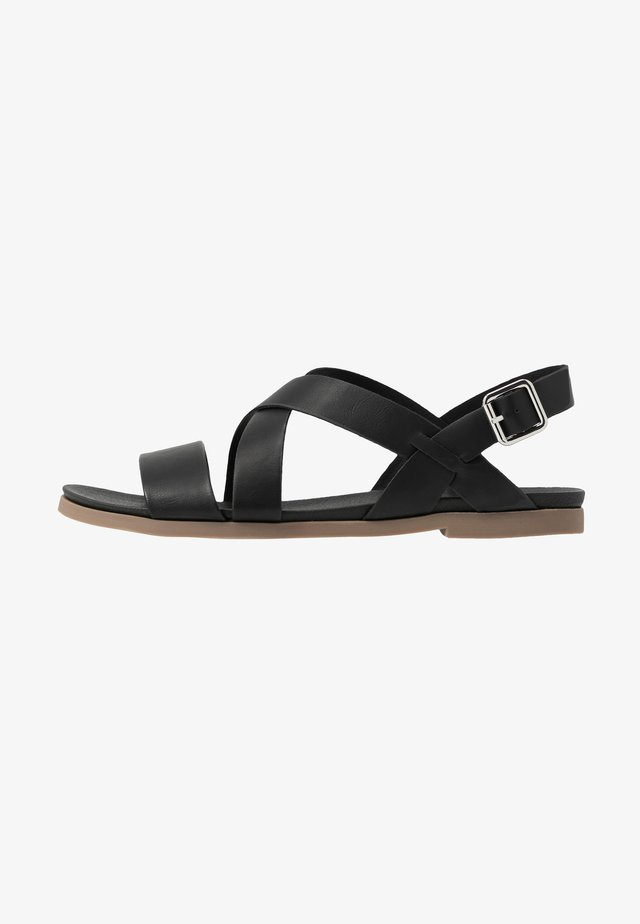 COMFORT FRANC CROSS OVER  - Sandalen - black