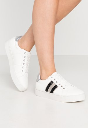 IRINEZ BLING SPORT - Sneakersy niskie - white