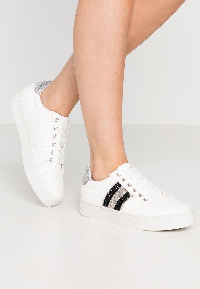 IRINEZ BLING SPORT - Sneakers laag - white