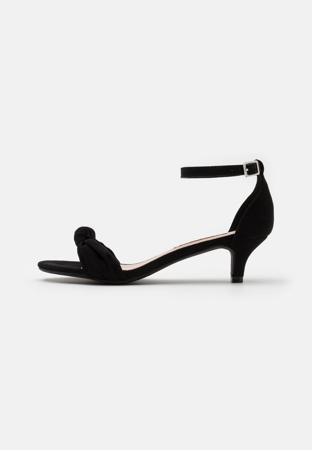 SUNSHINE  - Sandals - black