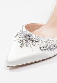 Dorothy Perkins - JEWELLED BRIDAL - High heels - white - 2