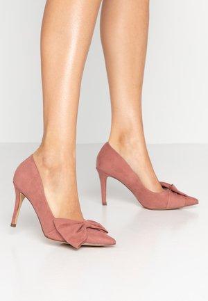 DANDY BOW POINT COURT - Korolliset avokkaat - pink