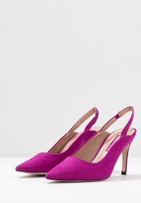 Dorothy Perkins - DISCO - High heels - pink - 4