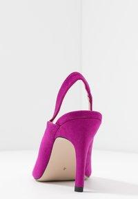 Dorothy Perkins - DISCO - High heels - pink - 5