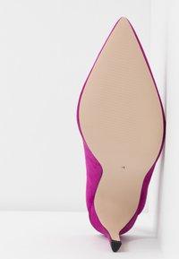Dorothy Perkins - DISCO - High heels - pink - 6