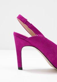 Dorothy Perkins - DISCO - High heels - pink - 2