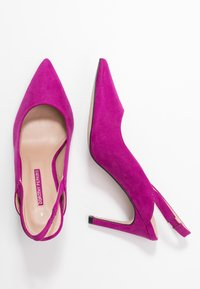 Dorothy Perkins - DISCO - High heels - pink - 3