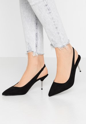 ELLIE COURT - Escarpins - black