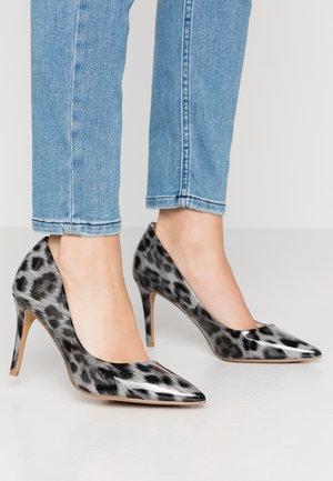 EDEN COURT SHOES - High heels - grey