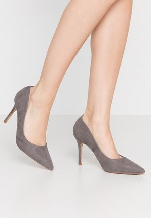DELE POINT COURT - High heels - grey