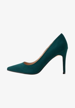 DELE POINT COURT - High heels - green