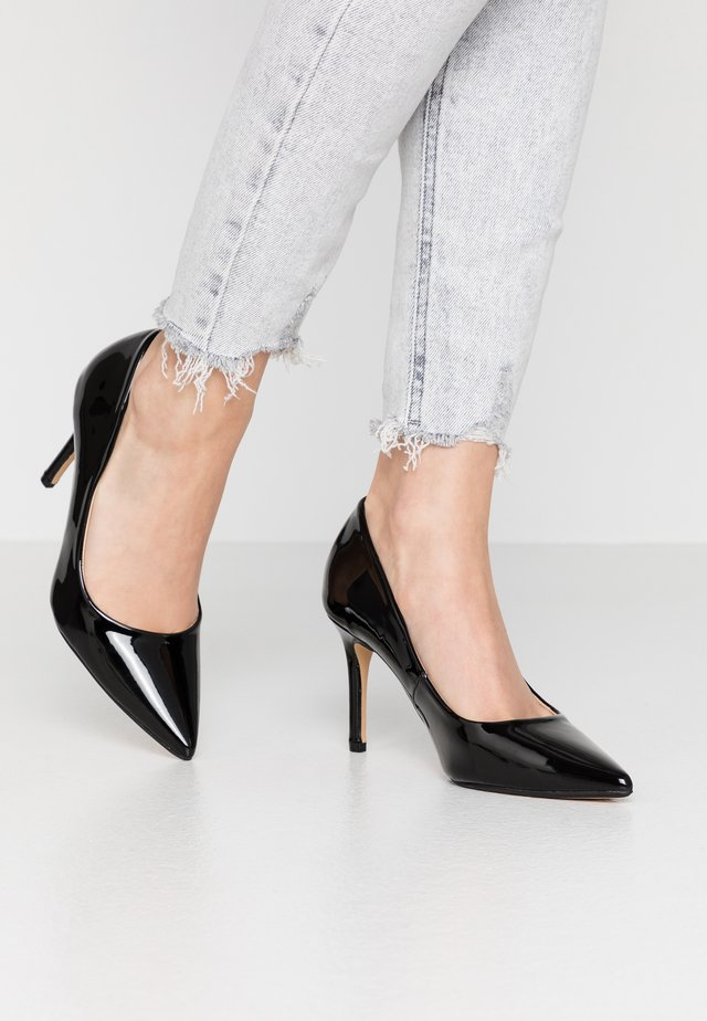 DELE POINT COURT - High heels - black