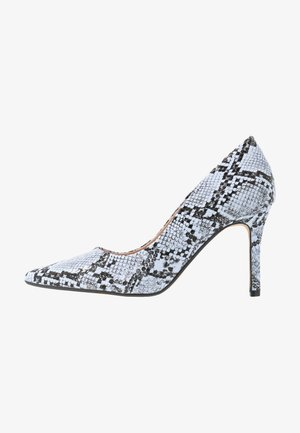 DELE POINT COURT - High heels - multicolor
