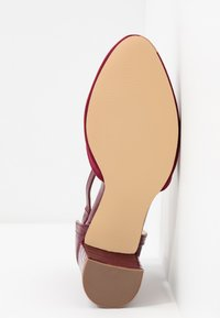 Dorothy Perkins - DEENA - High heels - burgundy - 6
