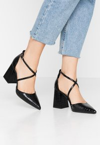 Dorothy Perkins - DARIA - High heels - black - 0