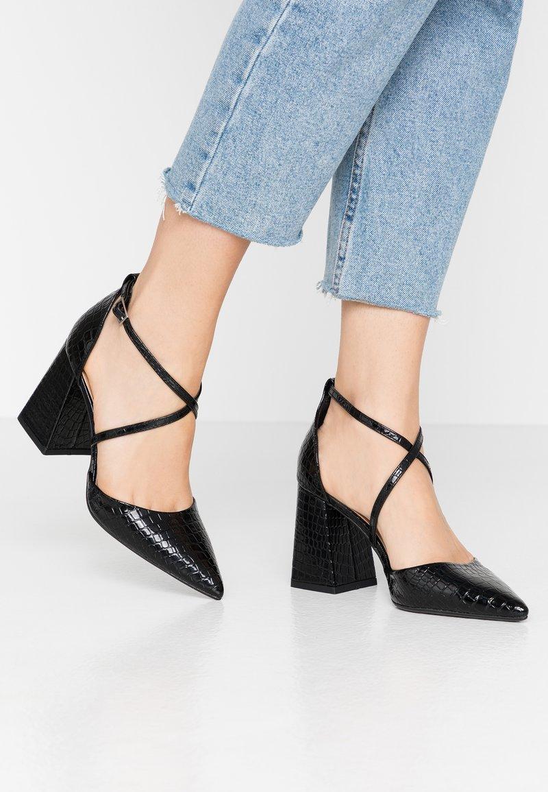 Dorothy Perkins - DARIA - Zapatos altos - black