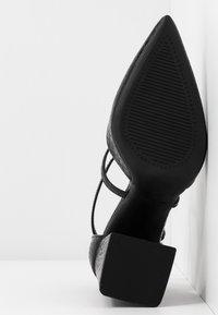 Dorothy Perkins - DARIA - High heels - black - 6