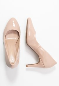 Dorothy Perkins - DEEDEE TOECOMFORT COURT - High heels - nude - 3