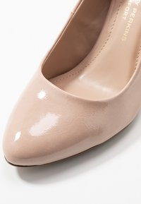 Dorothy Perkins - DEEDEE TOECOMFORT COURT - High heels - nude - 2