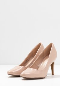 Dorothy Perkins - DEEDEE TOECOMFORT COURT - High heels - nude - 4