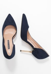 Dorothy Perkins - DESSIE PIN COURT - High heels - navy - 3