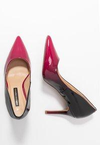 Dorothy Perkins - EDEN OMBRE COURT - High heels - pink - 3