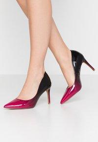 Dorothy Perkins - EDEN OMBRE COURT - High heels - pink - 0