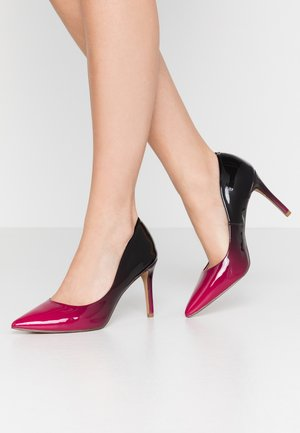 EDEN OMBRE COURT - High heels - pink