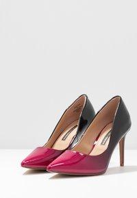 Dorothy Perkins - EDEN OMBRE COURT - High heels - pink - 4
