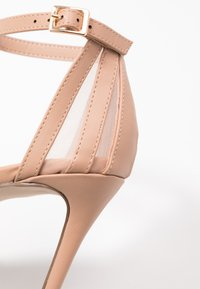Dorothy Perkins - DEMY COURT - High heels - blush - 2