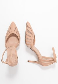 Dorothy Perkins - DEMY COURT - High heels - blush - 3