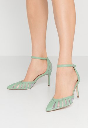 DEMY COURT - High heels - sage