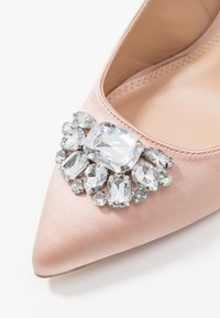Dorothy Perkins - GRAZIE JEWEL COURT - High heels - blush - 2