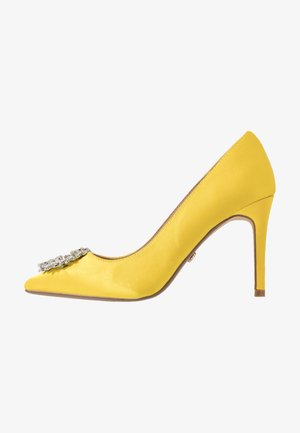 GLADLY POINTED TRIM COURT - Decolleté - yellow