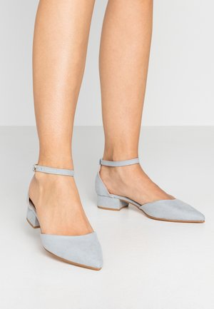 POLLY TWO PART HEELED  - Escarpins - blue