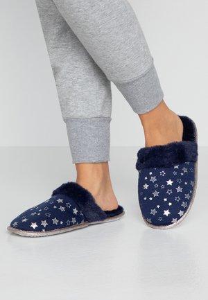 MULE - Slippers - navy