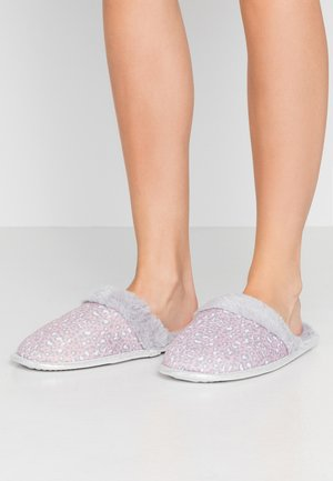 MULE - Pantuflas - light pink